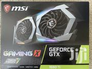 Msi Gtx 1660ti Gaming X 6GB GDRR6 Graphic Card | Computer Hardware for sale in Greater Accra, South Kaneshie