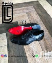 Handcrafted Italian Lace Shoe With Red Bottom | Shoes for sale in Greater Accra, Nungua East