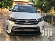 New Toyota Highlander 2019 XLE White | Cars for sale in Greater Accra, Achimota