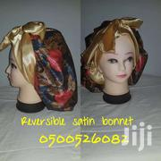 Reversible Satin Bonnet | Clothing Accessories for sale in Northern Region, Tamale Municipal