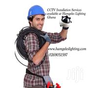 Cctv Installation Services Available | Building & Trades Services for sale in Greater Accra, Airport Residential Area