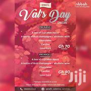 Valentine Package | Meals & Drinks for sale in Greater Accra, Odorkor