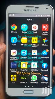 Samsung Galaxy S5 16 GB White   Mobile Phones for sale in Greater Accra, Ashaiman Municipal
