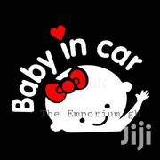 Baby On Board / Baby In Car Sticker | Children's Clothing for sale in Greater Accra, Ga East Municipal