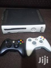 Xbox 360 +2 Wireless Controllers + 24 Games | Video Game Consoles for sale in Greater Accra, Achimota