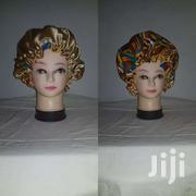 Kente And Satin Reversible Bonnet | Makeup for sale in Northern Region, Tamale Municipal