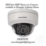 Hikvision 8MP(4K) IP Dome Cctv Cameras | Cameras, Video Cameras & Accessories for sale in Greater Accra, Airport Residential Area