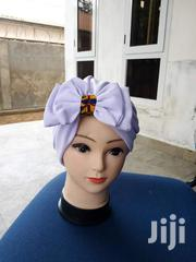 Headwrap Turban Satin Lined Bonnet Ready To Wear Turban Handmad Caps | Clothing Accessories for sale in Greater Accra, Ga East Municipal