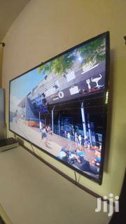 SAMSUNG 55 Inches 4K UHD HDR | TV & DVD Equipment for sale in Greater Accra, Ga East Municipal