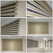Beautiful 😍 Wooden Color Zebra Blinds | Home Accessories for sale in Greater Accra, Tema Metropolitan