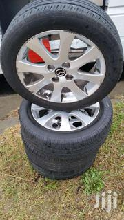 Rims Mazda 4 Stud Rims | Vehicle Parts & Accessories for sale in Greater Accra, Ga South Municipal