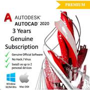 Autodesk Autocad 2020 Edition 3 Years 2 Pcs | Software for sale in Greater Accra, Roman Ridge