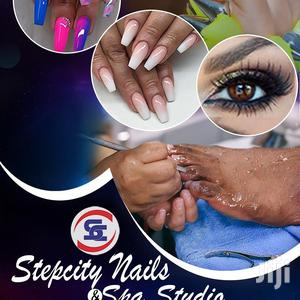 Stepcity Nails And Spa Studio