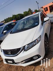 Honda Civic 2015 White | Cars for sale in Greater Accra, Adenta Municipal