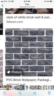 3D Wall Paper | Home Accessories for sale in Greater Accra, Asylum Down