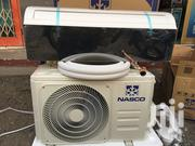 Brand New Nasco 1.5 Hp Mirror Split Air Conditioner | Home Appliances for sale in Greater Accra, Adabraka