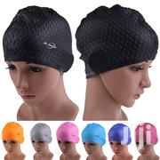 Silicone Waterproof Swimming Caps | Sports Equipment for sale in Greater Accra, East Legon