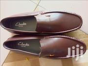 Clarks Brown Leather Loafers | Shoes for sale in Greater Accra, Ga East Municipal