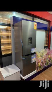 Nasco Refrigerator With Water Dispenser - 307 Litre Silver | Kitchen Appliances for sale in Greater Accra, Accra new Town