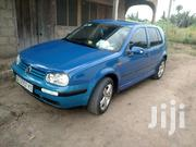 Volkswagen Golf 1999 1.6 Variant Automatic Blue | Cars for sale in Volta Region, South Tongu