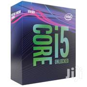 Intel Core I5-9600k Cpu   Computer Hardware for sale in Greater Accra, North Kaneshie