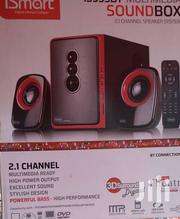 Ismart Bluetooth Remote Control Sound System   Audio & Music Equipment for sale in Greater Accra, Accra new Town