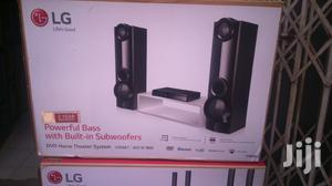 LG LHD675, DVD Home Theater System With Dual Subwoofers