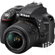 Nikon D3300 DSLR Camera With 18-55mm Lens (24 Megapixels) | Photo & Video Cameras for sale in Greater Accra, Dansoman