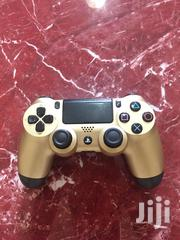 PS4 Gold Game Controller | Video Game Consoles for sale in Greater Accra, Achimota