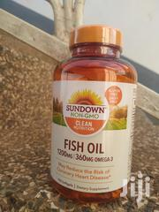 Sundown Fish Oil 1200mg | Pet's Accessories for sale in Greater Accra, Accra Metropolitan