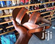 Brown Leather Sandals | Shoes for sale in Greater Accra, Ashaiman Municipal