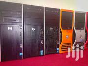 Desktop Computer HP Z4 12GB Intel Xeon HDD 1T | Laptops & Computers for sale in Greater Accra, Kwashieman
