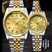 Gold Luxury Watch Men's Fashion Waterproof | Watches for sale in Ashanti, Amansie Central