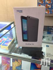 New Tecno DroiPad 7D 16 GB Black | Tablets for sale in Greater Accra, Adabraka