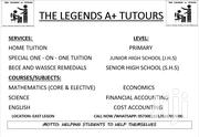 The Legends A+ Tutors   Classes & Courses for sale in Greater Accra, East Legon
