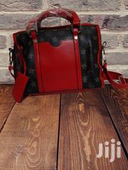 Hand Bag-brown & Red | Bags for sale in Greater Accra, Osu