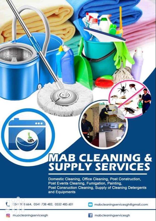 One Off Cleaning And Stationed Cleaning Service