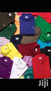 Lacoste Short Sleeve Shirt | Clothing for sale in Greater Accra, Tema Metropolitan