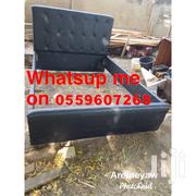 Black Bed for Sale | Furniture for sale in Greater Accra, Accra new Town
