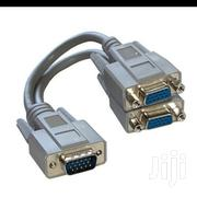 Double VGA Cable 1.5metres | Computer Accessories  for sale in Greater Accra, Ashaiman Municipal