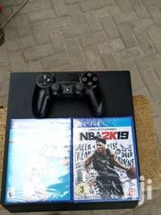 Playstation 4 Pro With FIFA 19 And Nba 2k19with All Accessories | Video Game Consoles for sale in Greater Accra, East Legon