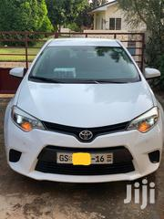 Toyota Corolla 2014 White | Cars for sale in Greater Accra, East Legon (Okponglo)