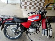 Yamaha 2002 Red | Motorcycles & Scooters for sale in Upper East Region, Bolgatanga Municipal