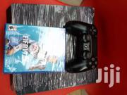 Playstation 4 Slim With FIFA 19, And All Accessories | Video Game Consoles for sale in Greater Accra, Asylum Down