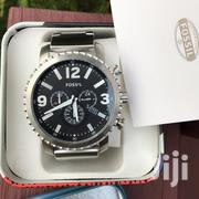 Silver Fossil Watch | Watches for sale in Greater Accra, Airport Residential Area