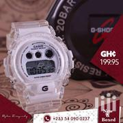 G-shock Glacier Black | Watches for sale in Greater Accra, Accra Metropolitan