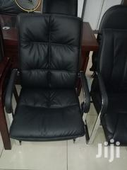 Leather Waiting Chair | Furniture for sale in Greater Accra, North Kaneshie