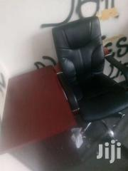 Computer Table And Office Chair | Furniture for sale in Central Region, Awutu-Senya