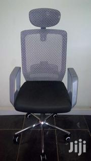 TEXTURE MATERIAL SWIVEL CHAIR   Furniture for sale in Greater Accra, Tema Metropolitan