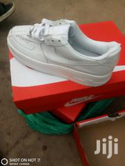White Nike Air Force | Shoes for sale in Greater Accra, South Labadi